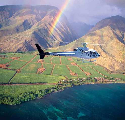 Air Maui | West Maui and Molokai Helicopter Tour