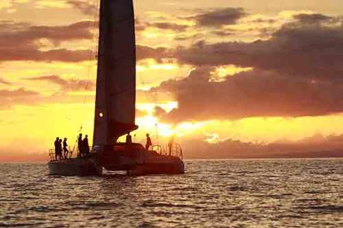 Lahaina Sunset Sail on the Paragon II