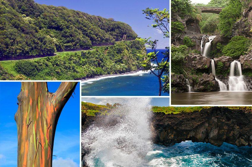 Adventure Maui Road To Hana Tour