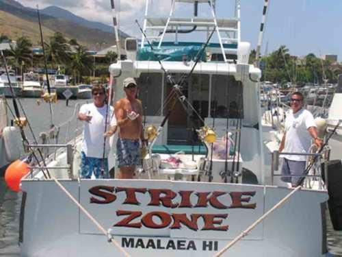maui fun bottom fishing 6