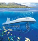 Atlantis Submarine Ride – Maui