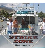 Strike Zone Bottom and Sport Fishing – 6 Hour Tour