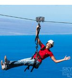 Kaanapali Zipline Adventure with Skyline Eco Adventures