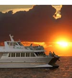 Quicksilver Dinner Cruise – Prime Rib or Island Fish!