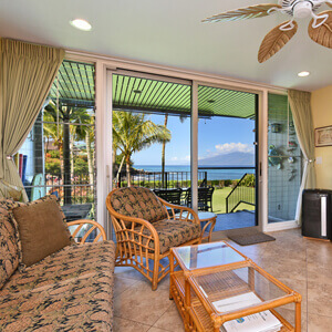 amenities unit 114 Honokeana Cove