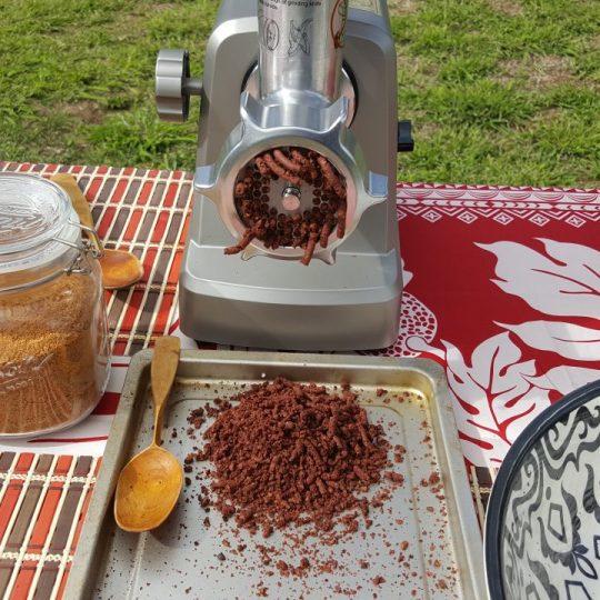 Chocolate making in Hawaii