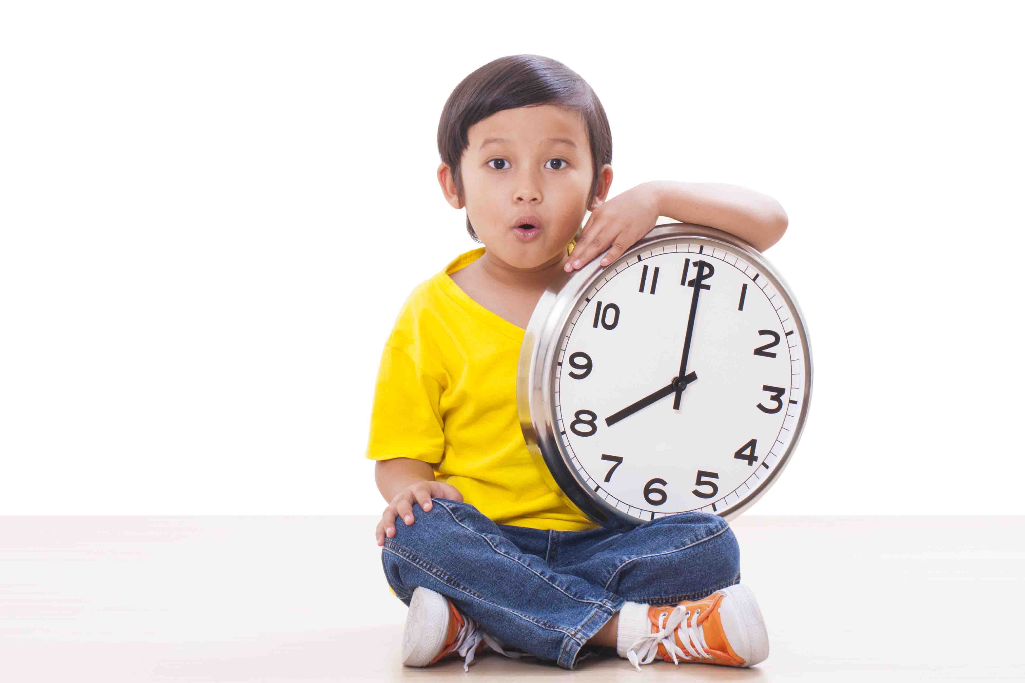 Teaching Kids Time Management
