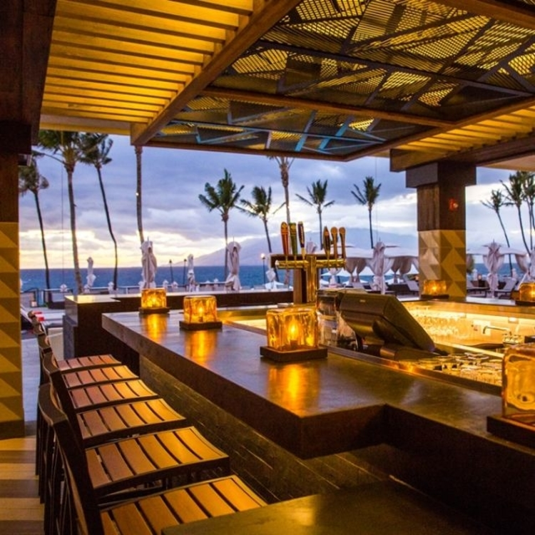 Kapa at Wailea Beach Resort Marriott Happy Hour Menu