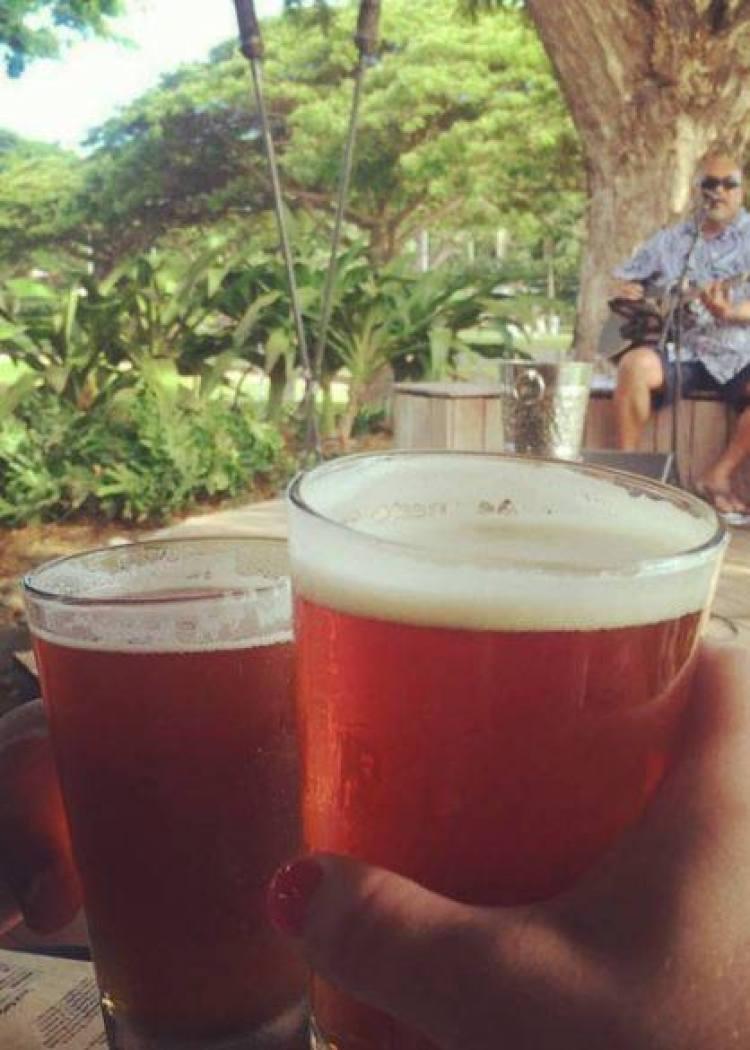 Monkeypod Wailea Happy Hour Live Music Maui