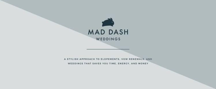 affordable north carolina wedding planner - mad dash weddings