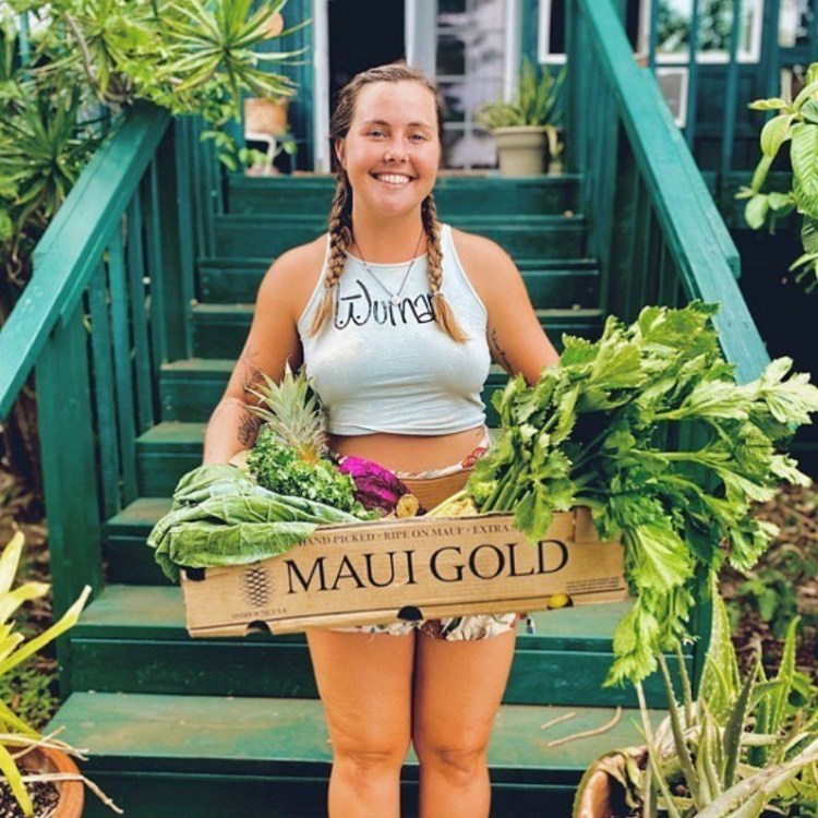 Moku Roots Veggie Box - Maui Happy Hours
