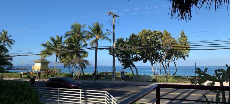 ocean view happy hour at mooses kihei maui
