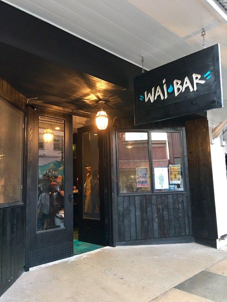 wai bar downtown wailuku maui