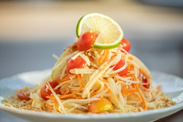 Happy Hour Aloha Thai Fusion - Maui Hawaii Thai Restaurant