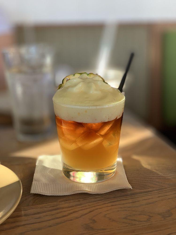 Best Mai Tai in Hawaii 2021 - Monkeypod Kitchen Maui - 8088786763 - Maui Happy Hours app