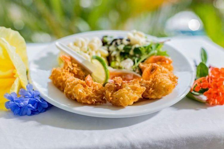 Tempura Shrimp - Aloha Thai Fusion Kihei Maui