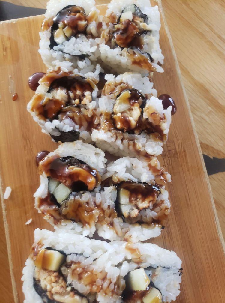 Happy Hour Sushi Specials at Isana
