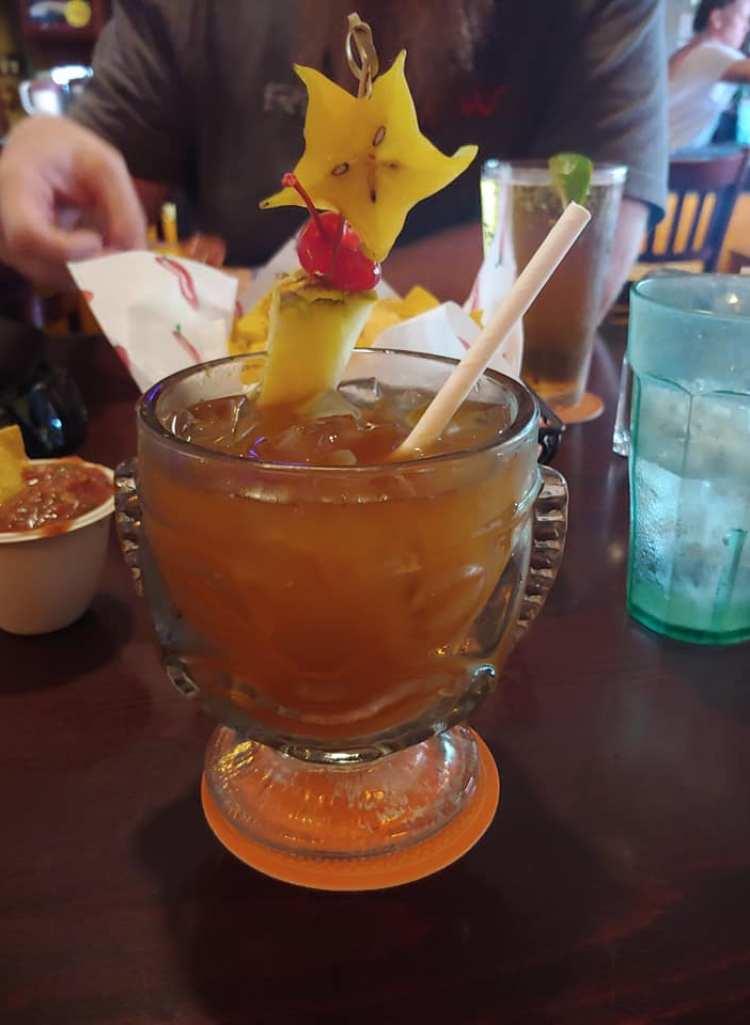 Best Maui Mai Tai - Milagros Food Co Happy Hour