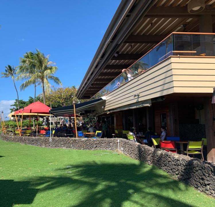 leilanis ocean view restaurant hawaii