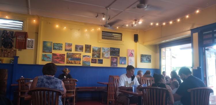 Cafe Mambo Paia Restaurant