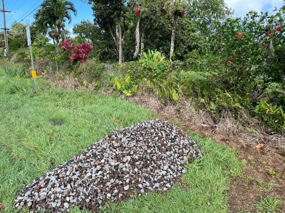 maui rock gravel sand soil delivery