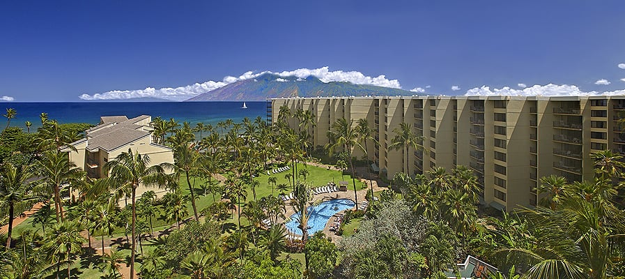 Swimming pool, internet, air conditioning, hot tub, tv, satellite or cable, washer & Kaanapali Shores Condos For Sale Maui Beachfront Resort Real Estate