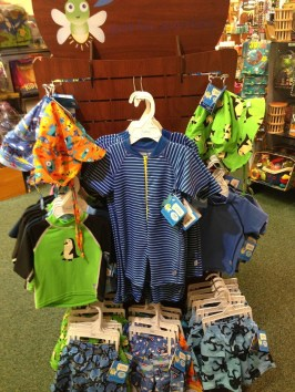 iplay kids swim suits and gear on maui