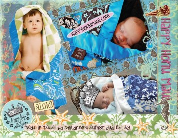 boy baby blankets made in hawaii maui lanai