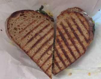 love a grilled sandwich