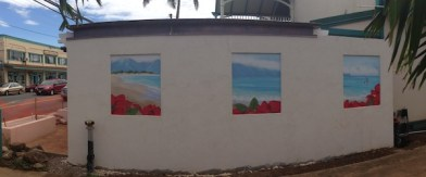nellies.bistro.wall.paia.mural.art