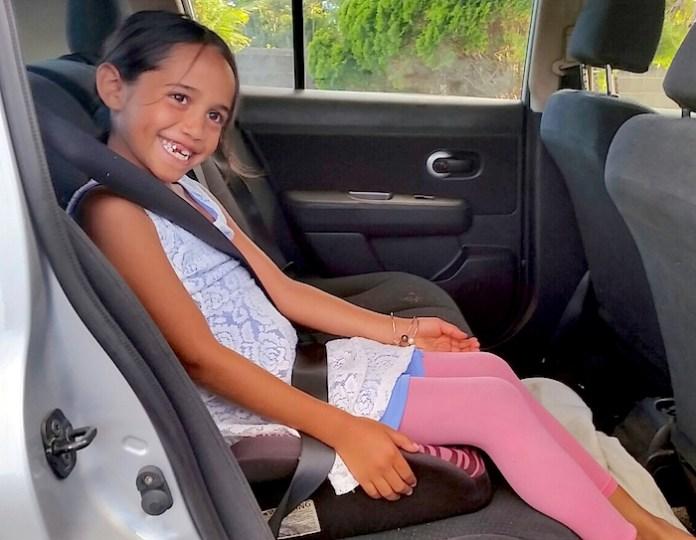 Hawaii car seat Laws