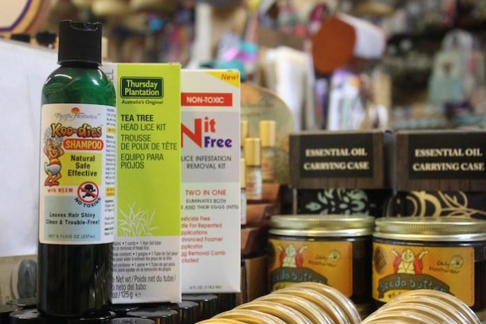 head lice nit free ukus