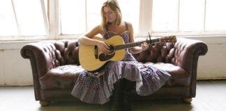 Eva mother guitar