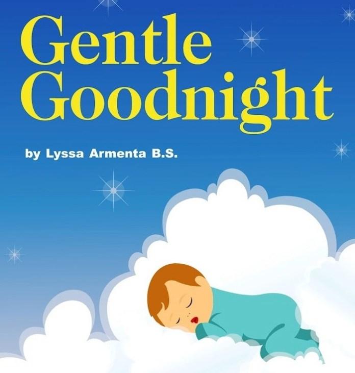 Gentle Goodnight baby sleeping