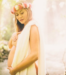 Maternity photo Maui