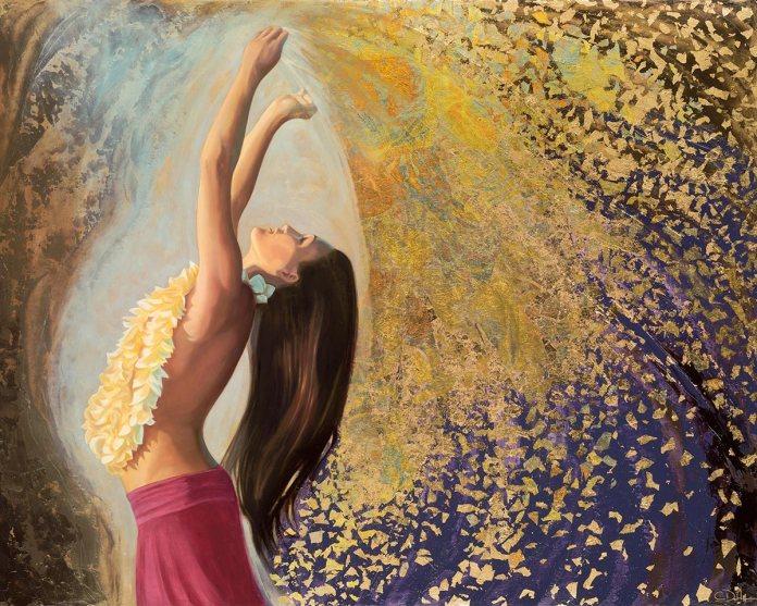 Christina DeHoff inspired surrender