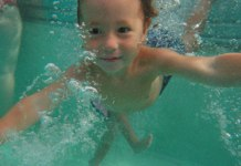 baby swimming lessons Maui