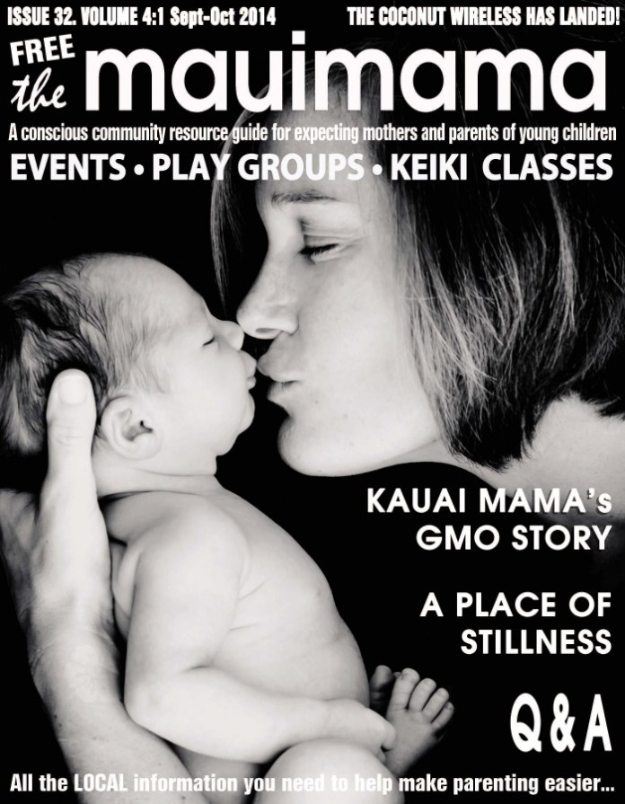 Mauimama front cover issue 32
