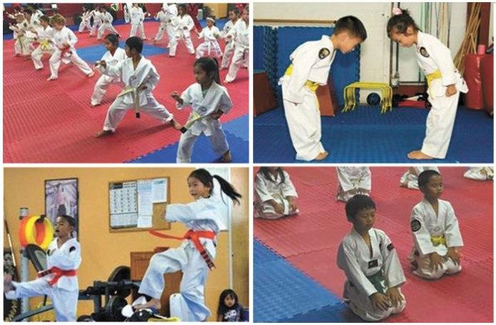 Maui Keiki class martial arts
