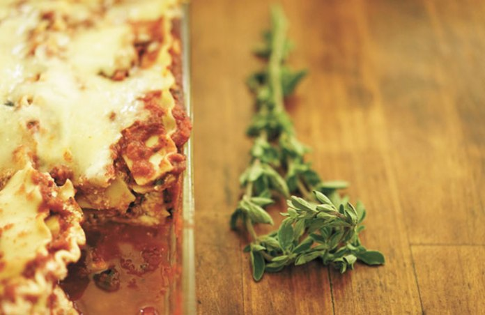 Mauimama recipe lasagna oregano