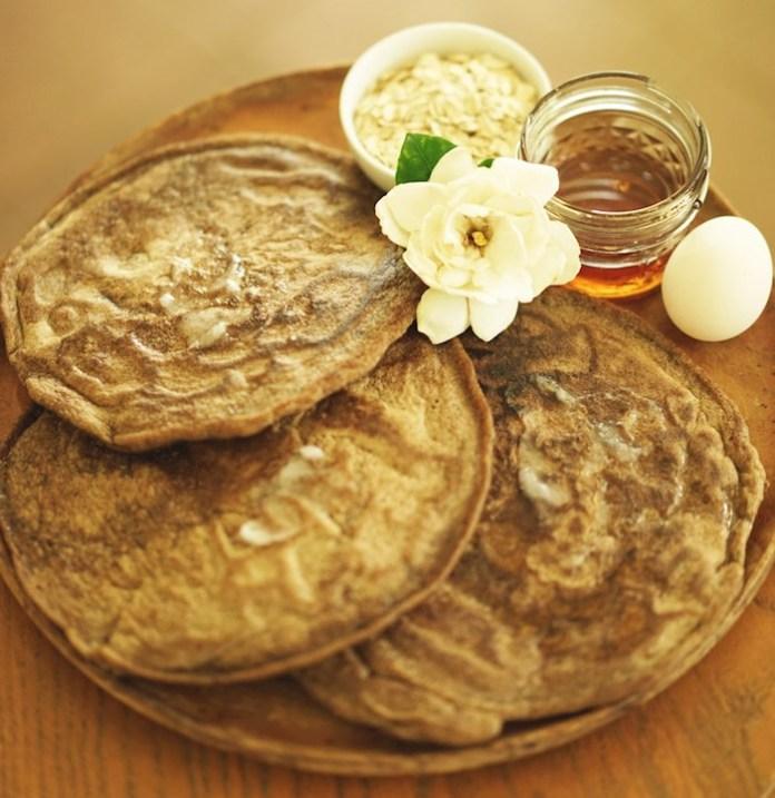 Mauimama recipe spelt pancakes