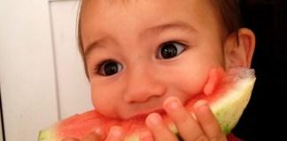 children behavior food