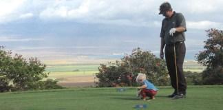 kahili Maui family activity