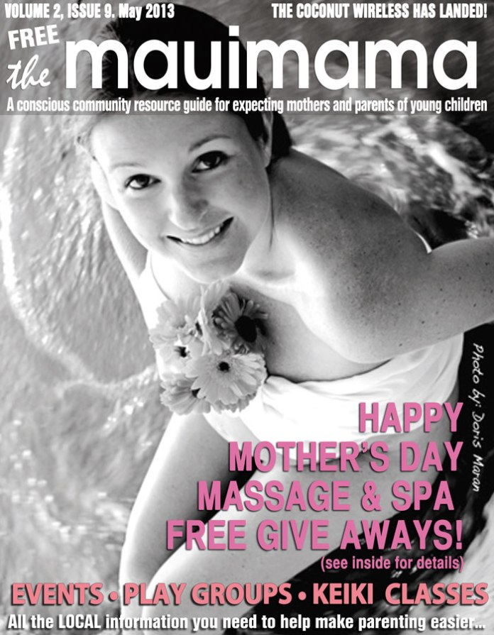 Mauimama front cover issue 21