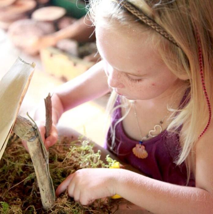 Haleakala Waldorf School holiday faire