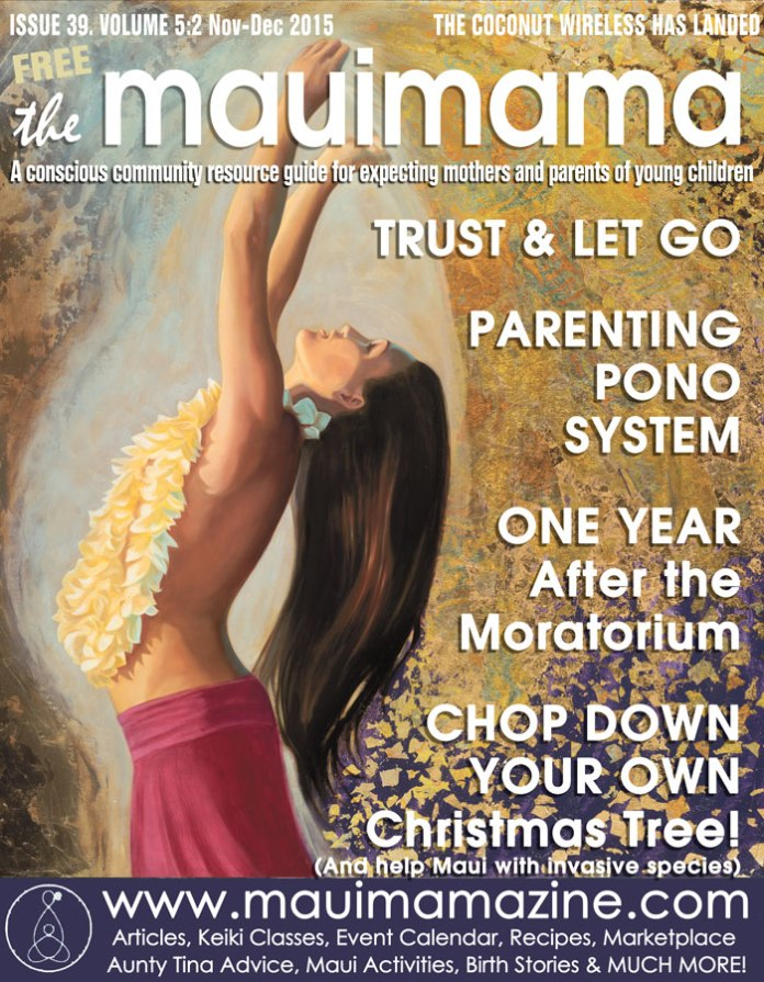 Mauimama front cover issue 39