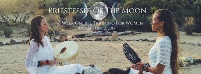 priestesses of the moon