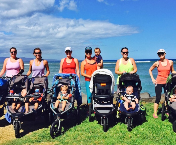 Stroller Fit Maui