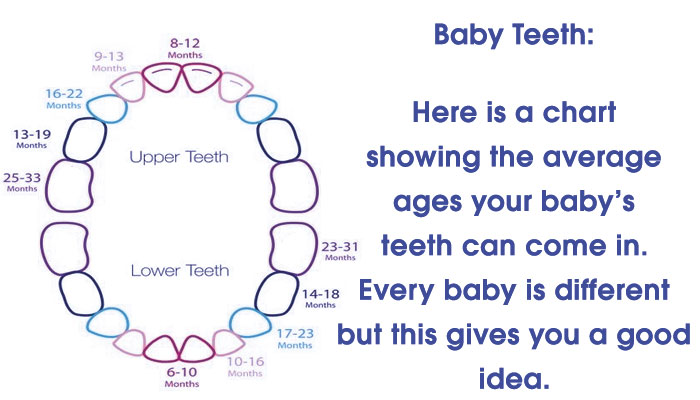 Top natural teething tips the mauimama ccuart Gallery