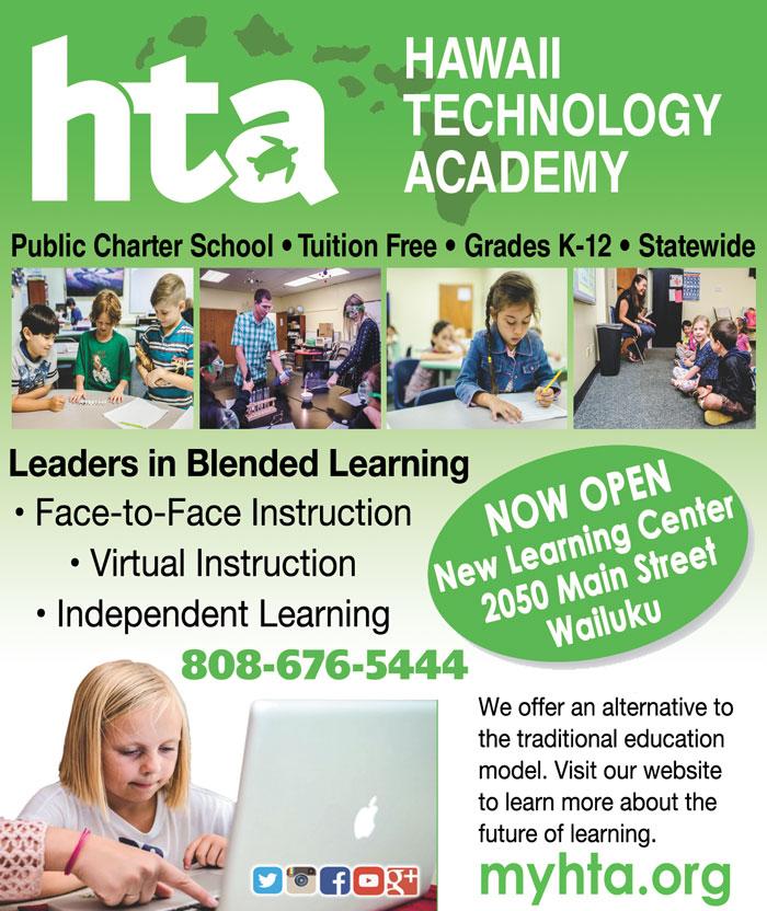 Hawaii Technology Academy
